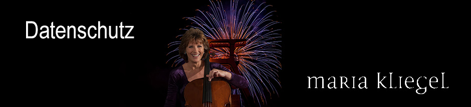 Maria Kliegel, Cellistin, La Cellissima, Cello - Titelbild